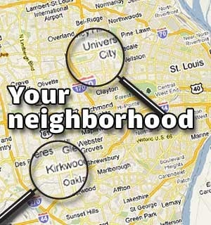 Get the latest from your own neighborhood