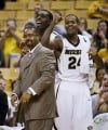 Frank Haith, Kim English, Ricardo Ratliffe