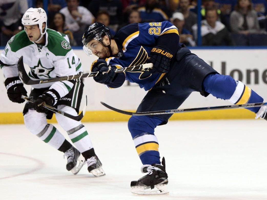 Polak set to face Blues in Western Conference finals   Morning Skate   stltoday.com