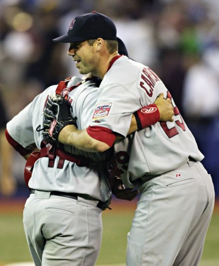 9 Chris Carpenter Games We Ll Never Forget Gallery