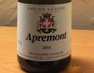 Wine Finds: France's crisp alpine white