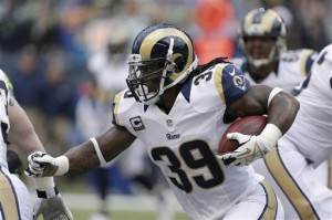 Rams must consider possibility of backfield without Jackson