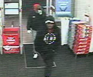 St. Louis police seek 2 men in robbery of Walgreens store