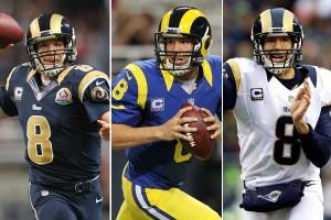 Rams pondering uniform changes