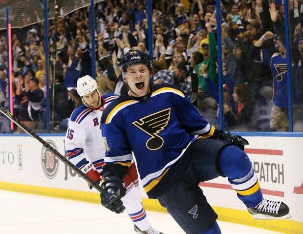 Tarasenko Becomes NHL's Next New Thing