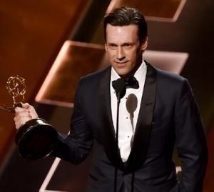 Gail Pennington talks Emmys, Jon Hamm with McGraw