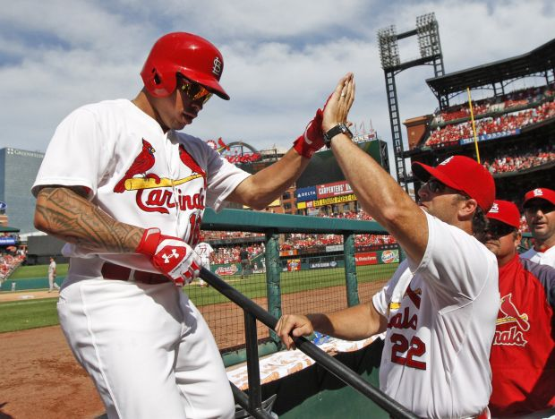 Bernie: The Cardinals find the way to first place