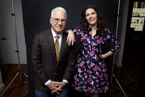 For Steve Martin and Edie Brickell, musical theater isn't so wild and crazy