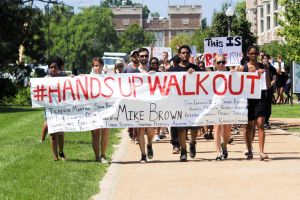 Colleges respond to Michael Brown killing