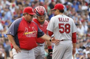 Recap: Mike Matheny on Joe Kelly's rough outing