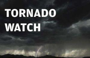 St. Louis area under tornado watch