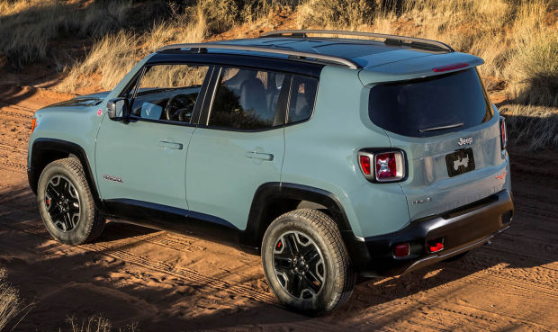 2015 jeep renegade off road brand enters new territory stltoday. Black Bedroom Furniture Sets. Home Design Ideas