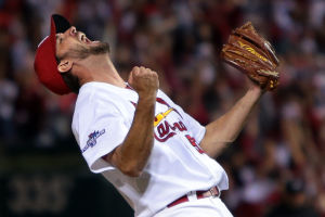 Wainwright a distant second for NL Cy Young