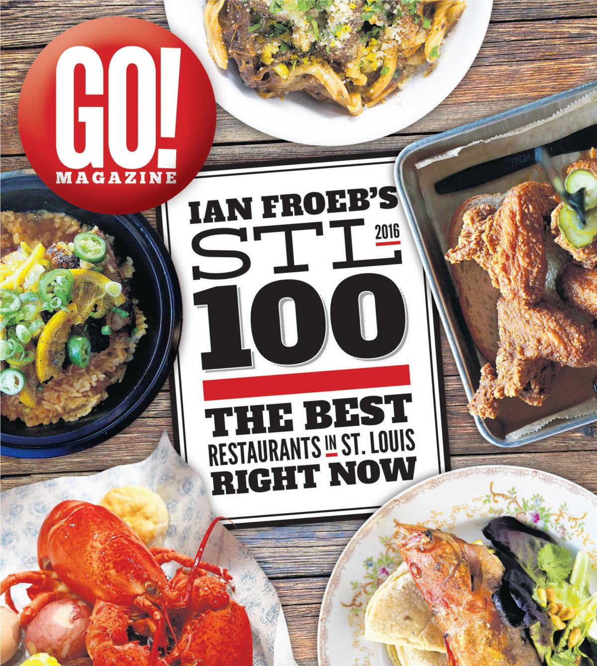 Come And Get It: New STL 100 Serves Up Best Places To Feast