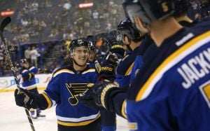 Bluenotes: Shattenkirk credits confidence for strong start
