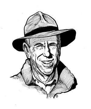 Editorial: Farewell to a friend of the forest