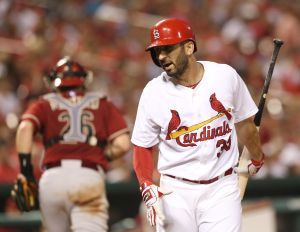 With Peralta at DH, Descalso starts at shortstop