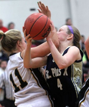 St. Pius X smothers Grandview with dominant defense