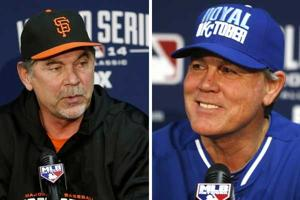 Video: Royals vs. Giants World Series preview