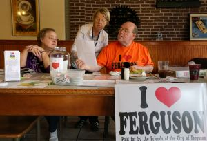 Ferguson committee gets a storefront
