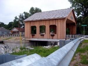 covered bridge plans