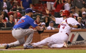 Photos: Cards beat Cubs in series opener