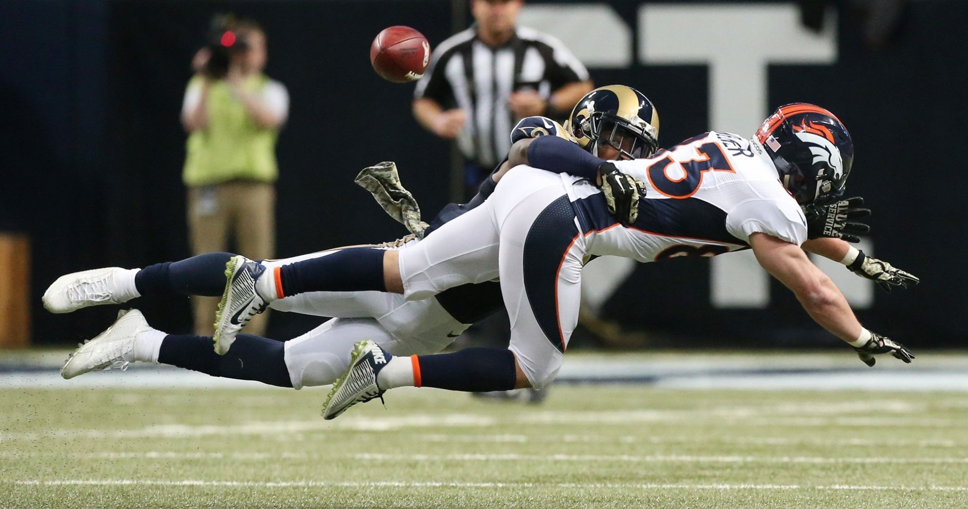 Rams hope Welker can help move the chains