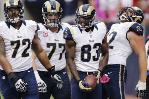 Attitude adjustment: Rams get physical against Texans, Jaguars