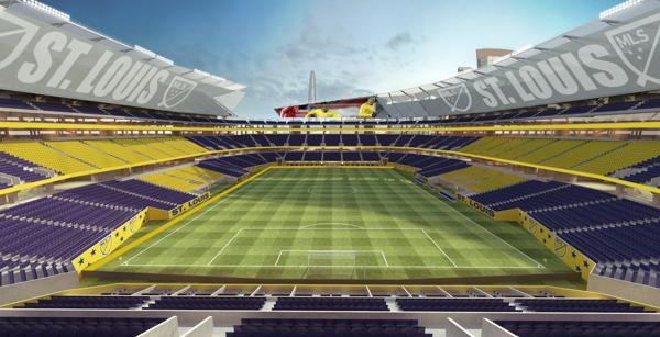 Missouri legislators file suit against potential Rams stadium