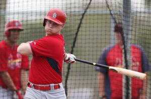 First of the Matheny Generation of catchers arrives
