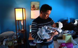 A month after becoming U.S. citizen, night of violence sidetracks refugee's future