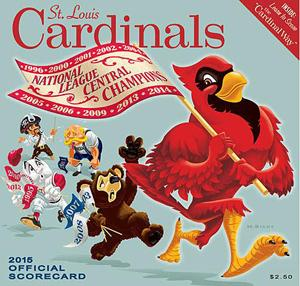 Cardinals new scorecard design will stir up some talk in NL Central