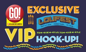 LouFest VIP Hook-Up