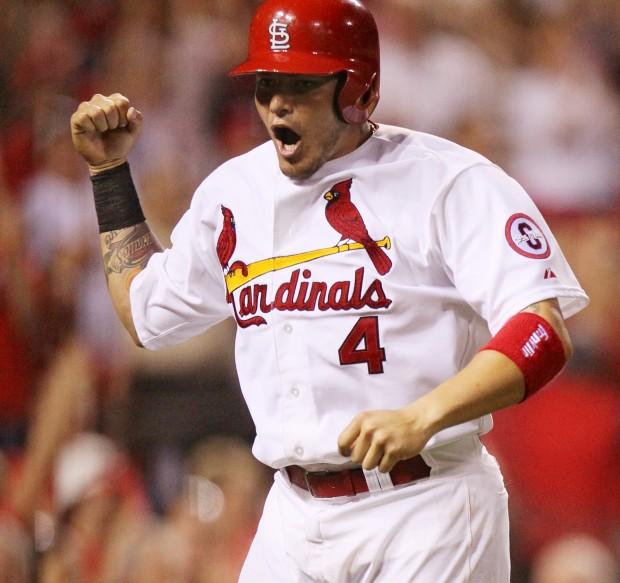 Bird Bytes: Molina's return right on time