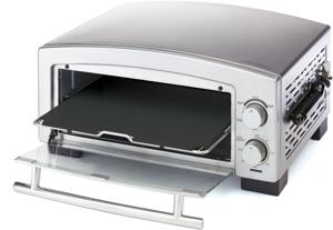 Product Test: Black & Decker pizza oven