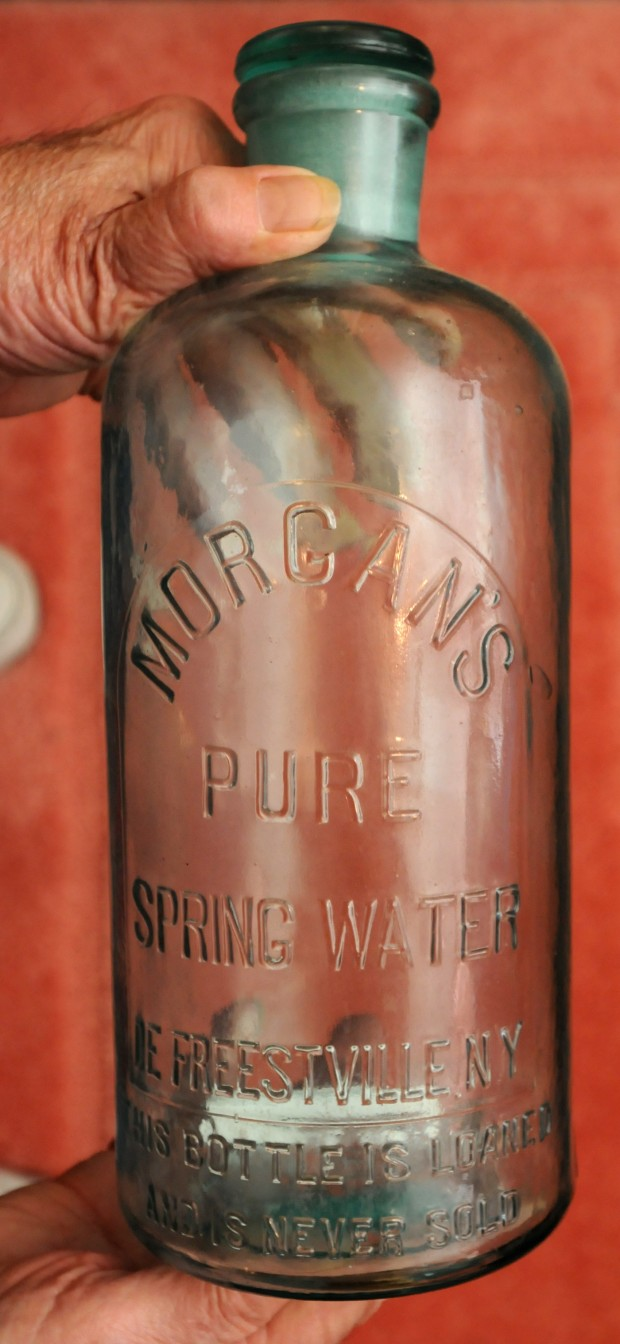 granite city collector boasts 40 years of bottle