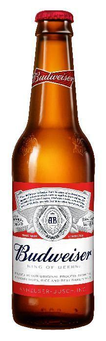 Budweiser Etiqueta 40 x 32 cm Retro Rústico Metal Lata Signo Cueva ...