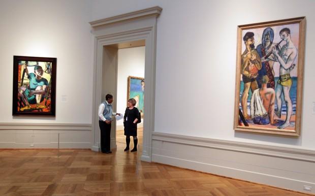st louis art museum reinstalls 18 galleries entertainment