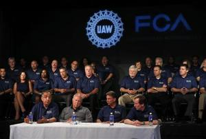 UAW leaders approve richer Fiat Chrysler contract