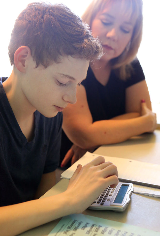 Homework help for dyslexic students