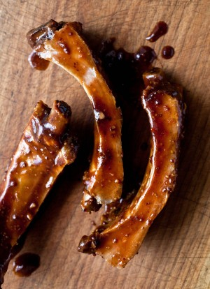 Sweet-Sour Balsamic Glazed Ribs : Lifestyles