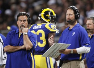 What will Rams need to do to make the playoffs?