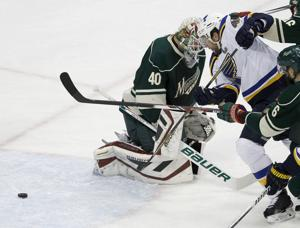 Gordon: Blues look different from the start