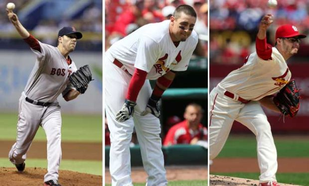 Cards trade Craig, Kelly for Lackey
