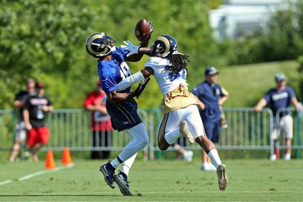 Gordon: It's been a winding road of camps for Rams