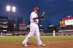 Matheny on the return of Molina