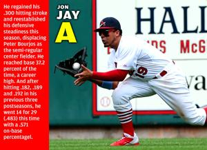 Cardinals 2014 Report Card