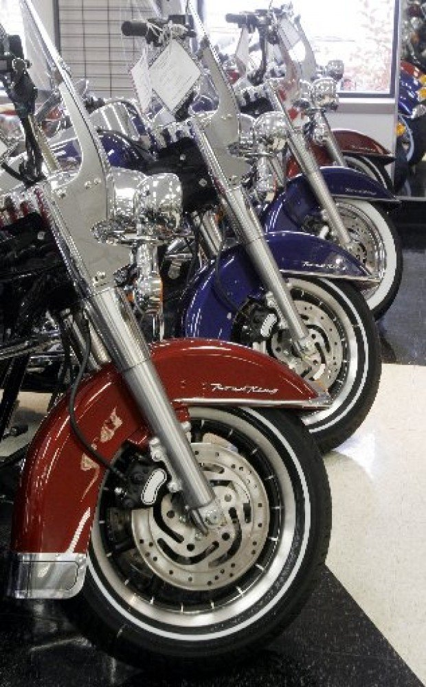 Rent Bentleys Las Vegas >> Enterprise adds Harley rentals in Las Vegas : Business