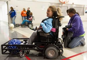Wheelchair soccer offers competitive outlet for athletes