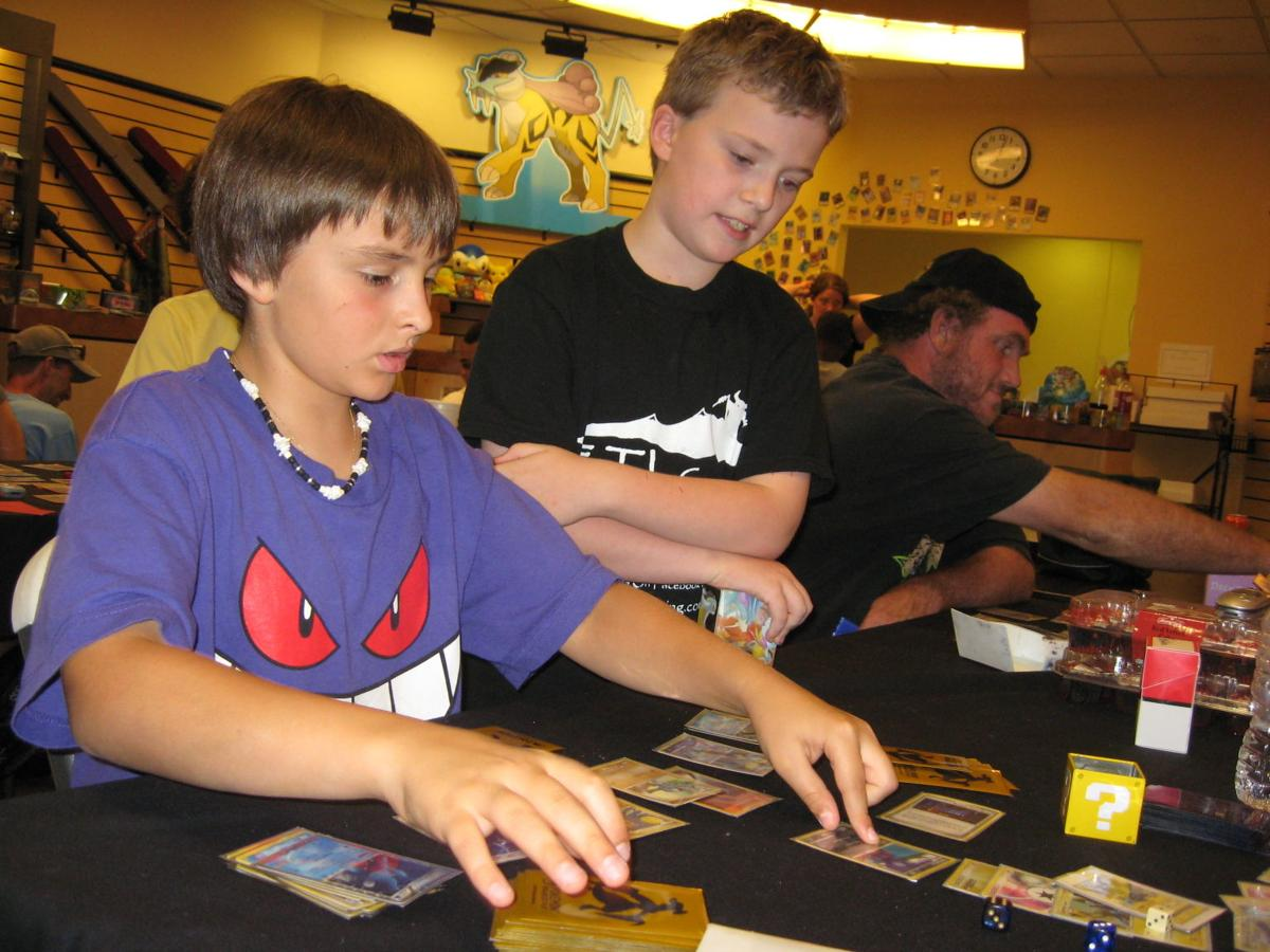 St charles county boy 10 is favorite at pokemon world for T shirt printing st charles mo